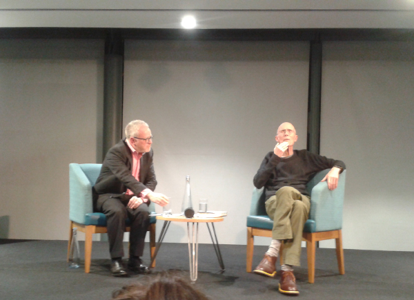 William Gibson interviewed by Andrew Kelly image